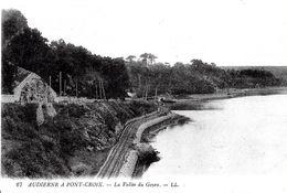 Pont-Croix. La Vallée Du Goyen Et La Ligne De Chemin De Fer. - Pont-Croix