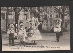 NANTES  Mi Careme 1930  3 Deguisements   (  Très Très Bon état )  Ti 455) - Nantes