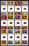 Bahamas 2002/2003/2005.Medicinal Plants.Flora .2 Serial + Cinderela. MNH - Bahamas (1973-...)