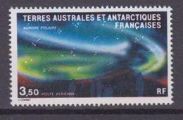 TAAF 1984-P.A. N°81** METEOROLOGIE - Luchtpost