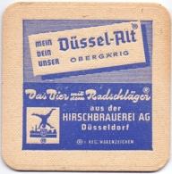 #D156-164 Viltje Hirsch Brauerei Düsseldorf - Sous-bocks
