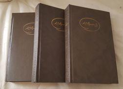 Essais En Trois Volumes A.S.Puchkin En Russes - Livres, BD, Revues
