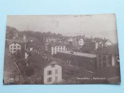 Neuchâtel - BELLEVAUX ( 3329 / Perrochet-Matile ) Anno 1918 ( Zie/voir Foto Details ) ! - NE Neuchâtel