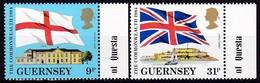 Guernsey, 1984, 284/85, CCPA Konferenz. MNH **, - Guernesey