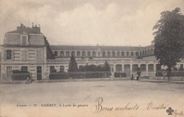 CPA - Guéret - Le Lycée De Garçons - Guéret