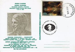 Schaken Schach Chess Ajedrez - Joegoslavie Jugoslawien Yugoslavia - Beograd 1994 - Olafson - Echecs