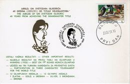 Schaken Schach Chess Ajedrez - Joegoslavie Jugoslawien Yugoslavia - Beograd 1991 - Gligorica - Echecs