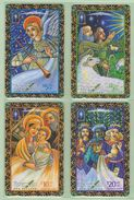 New Zealand - 1997 Christmas Set (4) - NZ-G-173/176 - Very Fine Used - Nuova Zelanda