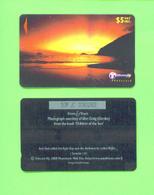 FIJI - Magnetic Phonecard As Scan - Fiji