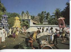 New Unused Postcard Thaipusam In Malaysia  80's #5 - Malaysia