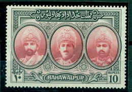 Indien, Bahawalpur Kopfporträts Nr. 15 Postfrisch ** - Bahawalpur