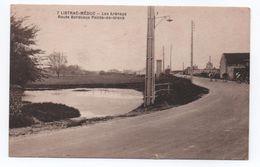 LISTRAC-MEDOC (33) - LES ARENEYS - ROUTE BORDEAUX POINTE DE GRAVE - Other Municipalities