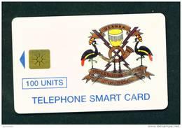UGANDA - Chip Phonecard As Scan (Issue 60,000) - Uganda