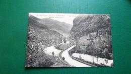 72 Environs D'AX LES THERMES - Le Pont - Route D'Espagne - Ax Les Thermes