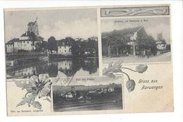 17391 -  Gruss Aus Aarwangen - BE Bern