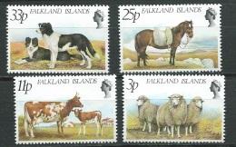 Falkland - Série Yvert N° 314 /317 **   - Cw26503 - Falkland Islands