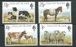 Falkland - Série Yvert N° 314 /317 **   - Cw26505 - Falkland Islands
