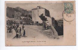 LA SALVETAT (34) - UN JOUR DE FOIRE - La Salvetat