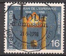 Luxemburg  (1998)  Mi.Nr.  1459  Gest. / Used  (3fk06) - Luxemburg