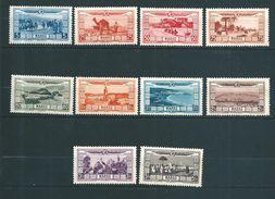 Colonie  Timbre Du Maroc PA De 1928  N°12 A 21  Série Complète Neufs ** - Marokko (1891-1956)