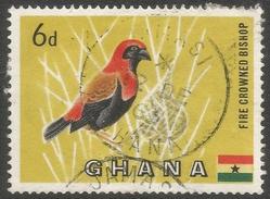 Ghana. 1959-61 Definitives. 6d Used. SG 220 - Ghana (1957-...)