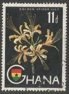 Ghana. 1959-61 Definitives. 11d Used. SG 221 - Ghana (1957-...)