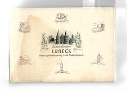 Livre Ville De Lübeck   84 Photos - Livres, BD, Revues