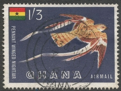 Ghana. 1959-61 Definitives. Air Mail. 1/3 Used. SG 226 - Ghana (1957-...)