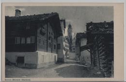 Somvix - Dorfgassen In Graubünden - Photo: Chr. Meisser - GR Grisons
