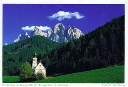 Italien Südtirol St. Johann Villnösstal - Autres Villes