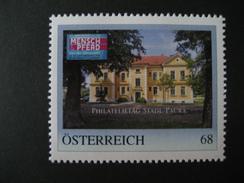 Philatelietag 8118151** 4651 Stadl Paura, Ausgabetag 29.04.16 - Personalisierte Briefmarken