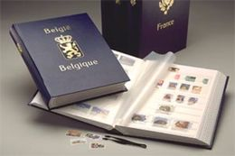 DAVO Insteekboek G BELGIË - Albums à Bandes