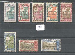 INI YT 1 à 5/7/11/12 * - Inini (1932-1947)