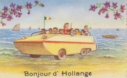 "Bastogne Fauvillers "" Bonjour D' Hollange "" - Fauvillers"