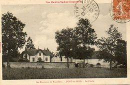 CPA - Environs De VAUVILLERS (70) - PONT-du-BOIS - Aspect Du Chalet En 1933 - Autres Communes