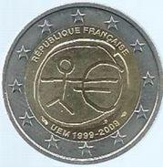 2009 (10 Ans De L'union Economique Et Monétaire) - France