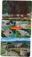 MEXIQUE - Conjuto De 13 Tarjetas Postales - Lot De 13 Cartes Postales - Ammex Asociados / Tarjetas Gamboa, Mexico - Mexique