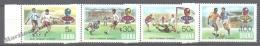 Ghana 1974 Yvert 503-06, Football World Cup - MNH - Ghana (1957-...)