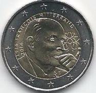 2016 France (1916.2016 François Mitterrand - France