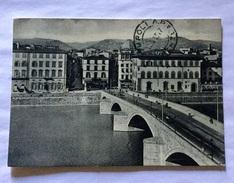 FIRENZE- PONTE ALLA CARRAIA E LUNGARNI VIAGGIATA FG - Firenze