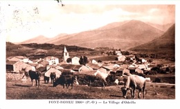 & Font Romeu - Le Village D'Odeillo - Autres Communes