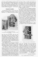HORLOGE MAGNETA  1904 - Bijoux & Horlogerie