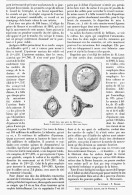 CHEFS-D'OEUVRE HORLOGERS   1904 - Bijoux & Horlogerie