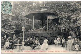 LAMALOU LES BAINS - Kiosque A Musique Du Casino   (98477) - Lamalou Les Bains