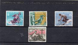 LIECHTENSTEIN 1955 O - Liechtenstein