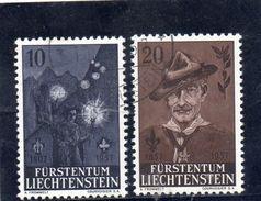 LIECHTENSTEIN 1957 O - Liechtenstein