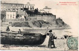 CERBERE - Coin Du Port    (98493) - Cerbere
