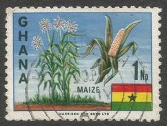 Ghana. 1967 Definitives. 1np Used. SG 460 - Ghana (1957-...)