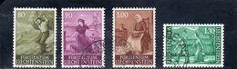 LIECHTENSTEIN 1959 O - Liechtenstein