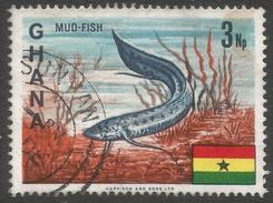 Ghana. 1967 Definitives. 3np Used. SG 464 - Ghana (1957-...)